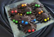 Halloween Tarantula Cookies