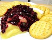 Homemade Blackberry and Jalapeno Sauce