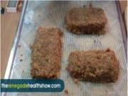 Raw Carrot Raisin Bread