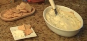 Hot Crab Dip Appetizer