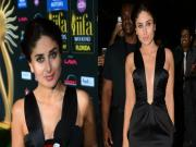 Kareena Kapoor Flaunts Cleavage At Iifa Awards 2014