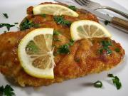 Veal Scaloppine Milanese