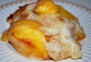 Master Mix Quick Peach Cobbler