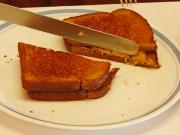 Flavorful Pineapple Grilled Cheese & Chive Grilled Cheese Sandwich