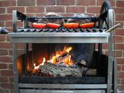 homemade-charcoal-grill
