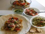 Grilled Fajitas