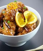 Walnut Orange Chicken