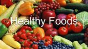 healthy diet for healthy brain