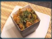Nutritious Aloo Parval Bhaji - Indian Food