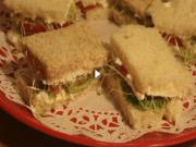 California Tea Sandwiches