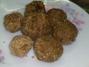 Homemade Ragi Ladoo