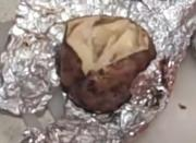 Quick Baked Potato