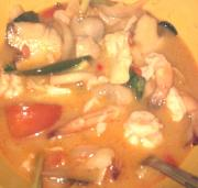 Lima Shrimp Soup