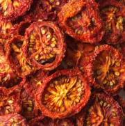 Delicious oven dried tomatoes - believe me they are as good as any shop bought dry tomatoes
