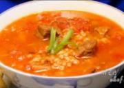 Barley n Beef soup