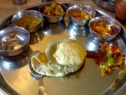 Indian Thali meals