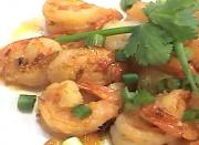 Thai Garlic Shrimps