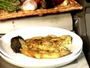 Grilled Whole Eggplant