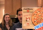 Belle Monica's  Gluten Free Flatbread Pizzas