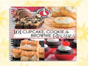 101 Cupcake, Cookie & Brownie Recipes Cookbook