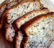 Cinnamon Spiced Banana Nut Bread