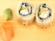 Chicken Teriyaki Sushi Rolls