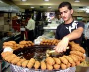 Falafel is said to have an Egyptian origin
