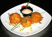 Arancini is one of the popular Italian finger foods