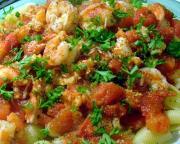 Linguini ai Frutti di Mare (Seafood Linguini)