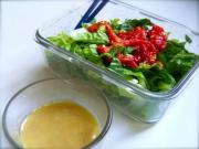Raw and Organic Honey Mustard Dressing