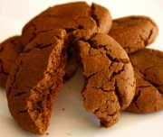Prune Molasses Cookies