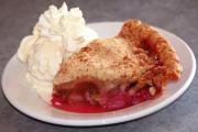 Rhubarb Dessert Thing