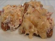 Hot Reuben Dip -- Lynn's Super Bowl