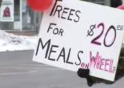 Holiday Fundraiser For Meals On Wheels Programme