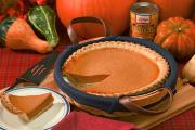 Pumpkin Pie Using Pastry Crust