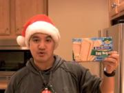 Blue Bunny Egg Nog Ice Cream Sandwiches Review
