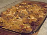 Smores Bread Pudding