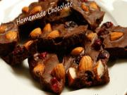 Homemade Chocolate