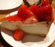 Fruit Glazed Cheesecake