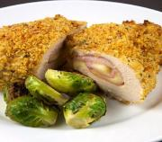 Cheesy Chicken Cordon Bleu