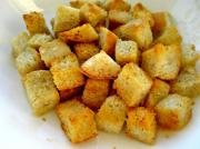 Microwave Croutons