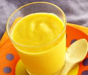 Creamy Orange and Banana Smoothie