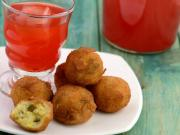 Corn, Cheese and Jalapeno Balls