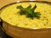 Mango and coconut chutney