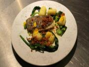 John Dory and Potato By Good Food Ireland