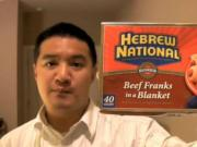 One Word Review : Hebrew National Beef Franks