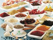Condense spices not only savour the intense flavors of spices in cooking but also can be stored for a long time.