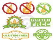 gluten free defination by FDA