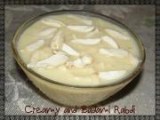 Cardamom Flavored Badami Rabdi