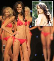 Miss Universe Australia Stephanie Naumoska Questioned For Being Too Skinny
